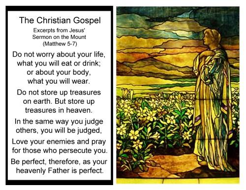 The Christian Gospel