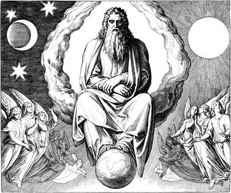 LUB NTSIAB NTAWM TXOJ KEV NTSEEG KAS TOS LIV God-created-the-heavens-and-the-earth