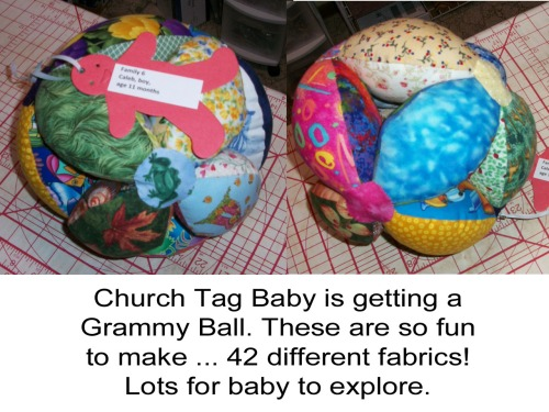 2012_12 23 Church Tag Baby's Grammy Ball