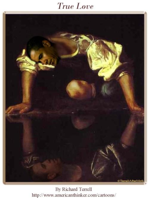 2009_03 03 Narcissus Obama