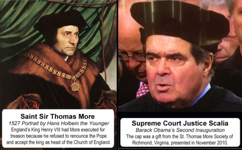 2013_01 21 Scalia wears martyr's cap