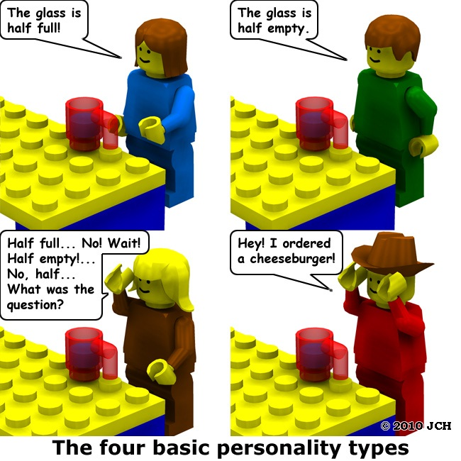 Sleeping Types Personality The 4 Personality Types