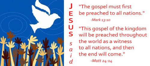 Good News to all nations
