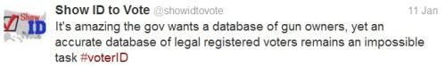 Govt databases