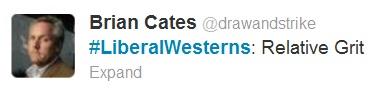 Liberal Westerns - drawandstrike