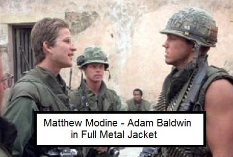 Modine & Baldwin in Full Metal Jacket