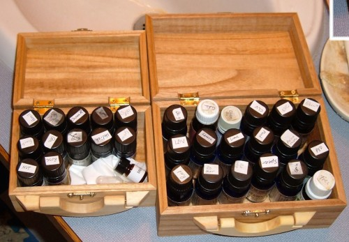 My oils
