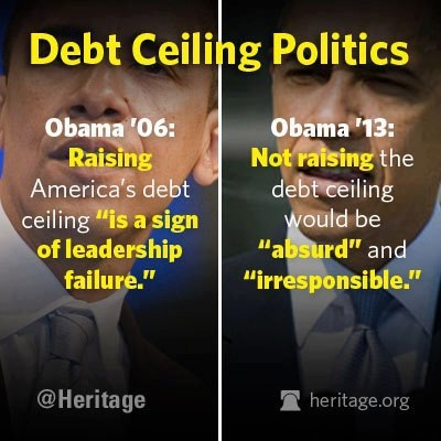Obama and the debt ceiling