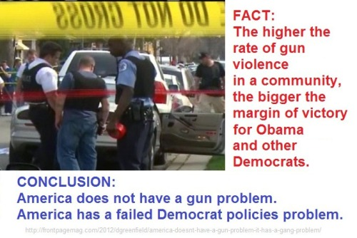 The real problem isn't guns
