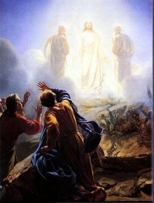 Transfiguration by Carl Bloch 1834-1890