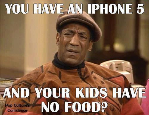 You have an iphone