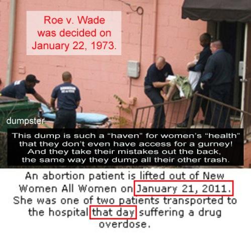2011_01 21 Two women overdosed