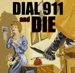 Guns - Dial 911 and die