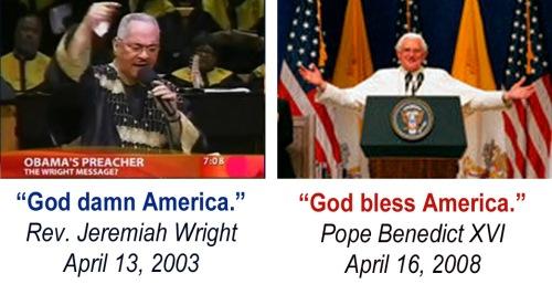 Obama's pastor vs My pastor