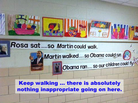 Public school indoctrination