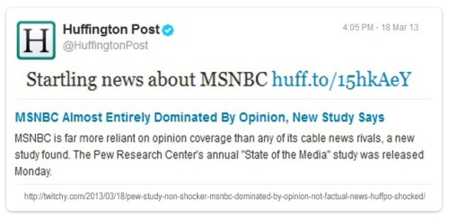 2013_03 18 HuffPo SHOCKED at Pew report