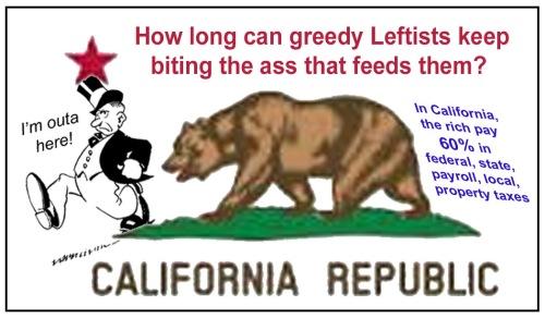 California biting the ass that feeds
