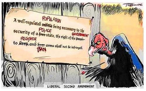 Liberal Second Amendment