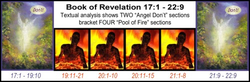 Angel Donts and Pools of Fire graphic