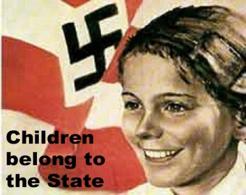 Children belong to the State