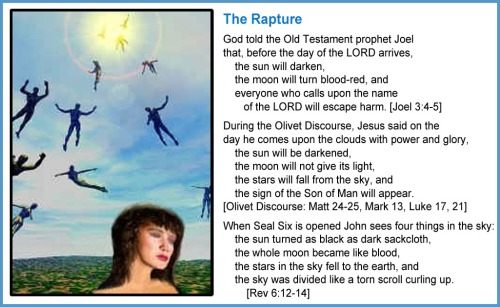 15g The Rapture
