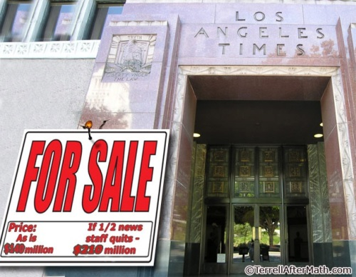 2013_05 03 Terrell LA Times for sale toon