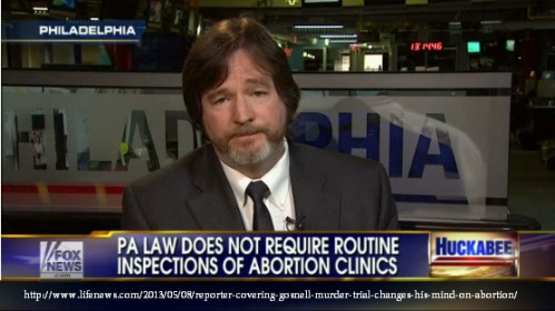 2013_05 08 Interview with reporter about Gosnell trial coverage