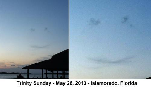 2013_05 26 God in the clouds, Islamorado, FL