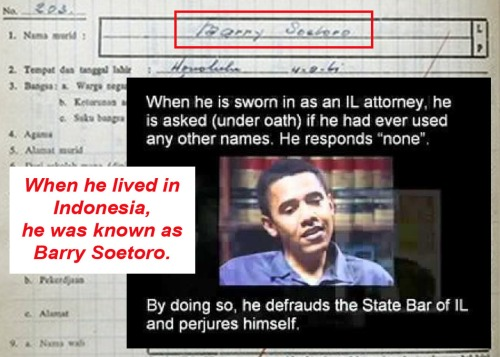Barack Obama - Lies to Illinois State Bar