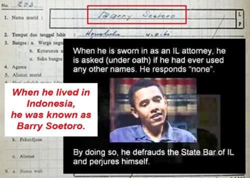 Barack Obama - Lies to Illinois State Bar