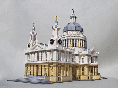 LEGO St Paul's Cathedral