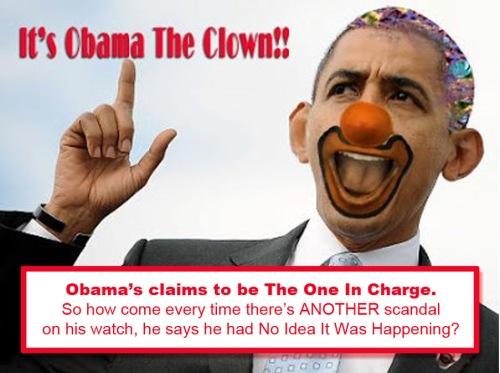 No Clue Barack
