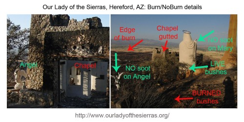 03 Sierra Shrine - After Fire details