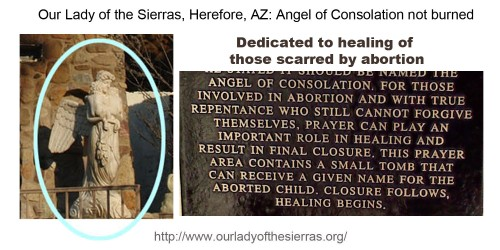 06 Sierra Shrine - Abortion Angel