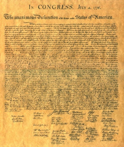 1776_07 04 Our Declaration of Independence