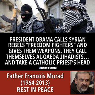2013 RIP Father Murad