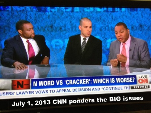 2013_07 01 N word vs cracker