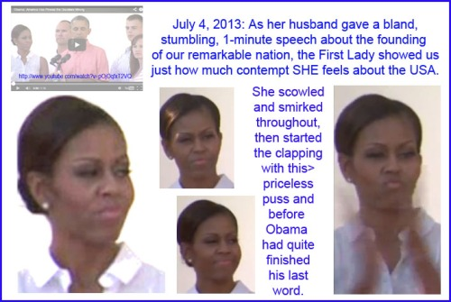 2013_07 04 Mooch at Obama's 4th of July speech