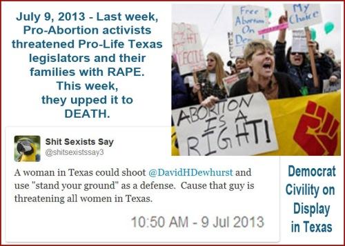 2013_07 09 pro abort tweets death threat