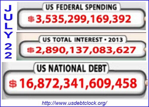 2013_07 22 Debt Clock