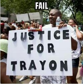 2013_07 Justice for Trayon