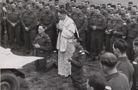 Catholic Mass in War