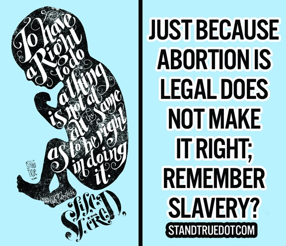 abortion right to life right Abortion, the right to life, and pro-choice and anti-choice moral and ethical considerations.