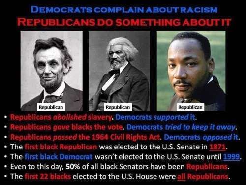 Racism Republicans do something about it