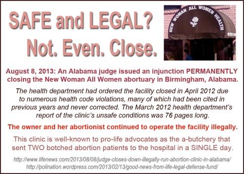 2013_08 08 Birmingham abortuary closed permanently