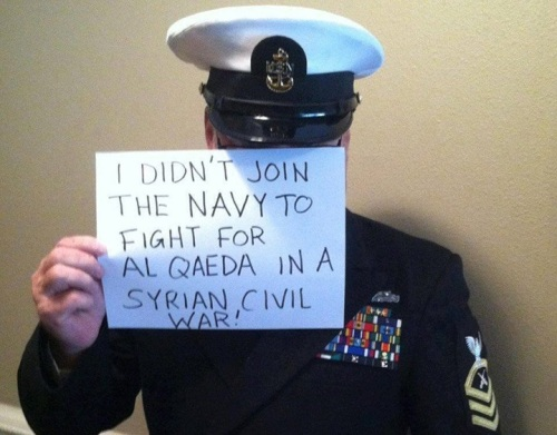 2013_08 31 I didn't join the Navy to fight for al-Qaida