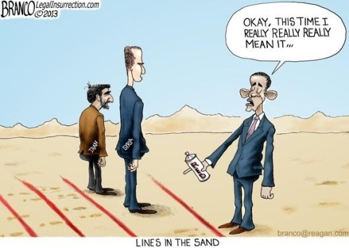 2013_08 BHO's red lines in the sand
