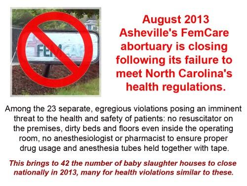 2013_08 Femcare closed