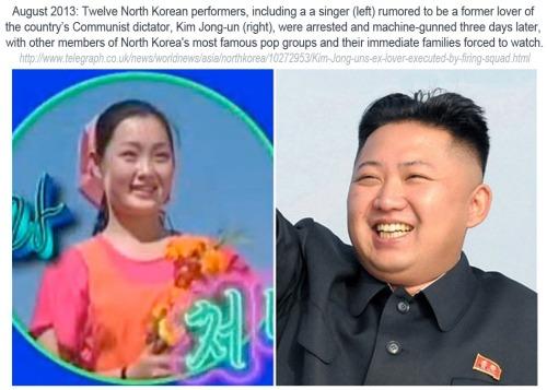 2013_08 North Korea executes 12