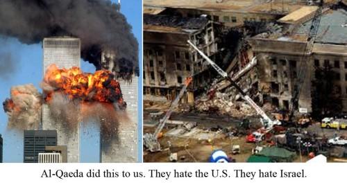 9-11 Al-Qaeda did this